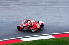 Malaysian Moto GP 2013 - Jordi Torres Royalty Free Stock Photography
