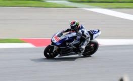 Malaysian Moto GP 2013 - Jorge Lorenzo Stock Image