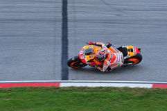 Malaysian Moto GP 2013 - Marc Marquez Stock Photo
