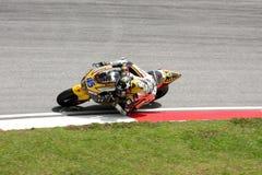 Malaysian MotoGP 2011 Stock Image