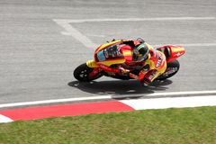 Malaysian MotoGP 2011 Stock Photos