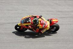 Malaysian MotoGP 2011 Stock Photography