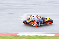 The Malaysian Motorcycle Grand Prix 2011 Royalty Free Stock Photo
