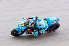 The Malaysian Motorcycle Grand Prix 2011 stock photos