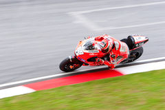 The Malaysian Motorcycle Grand Prix 2011 Royalty Free Stock Photos