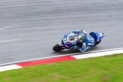 The Malaysian Motorcycle Grand Prix 2011 Stock Images