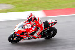 The Malaysian Motorcycle Grand Prix 2011 Stock Photography