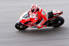 The Malaysian Motorcycle Grand Prix 2011 Royalty Free Stock Images