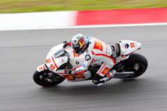 The Malaysian Motorcycle Grand Prix 2011 Royalty Free Stock Image