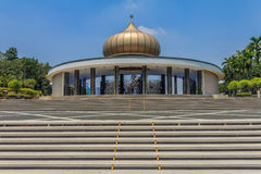 Malaysian National Monument Royalty Free Stock Image