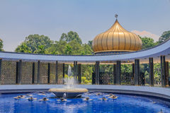 Malaysian National Monument Royalty Free Stock Photography