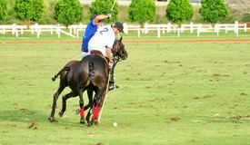 Malaysian Open Polo Tournament 2015 Stock Photos
