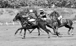 Malaysian Open Polo Tournament 2015 Royalty Free Stock Photos