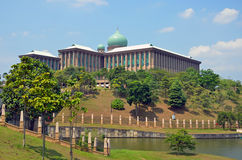 Malaysian Prime Minister's offic Royalty Free Stock Photos