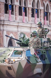 Malaysian Royal Army 80th Anniversary Stock Photos