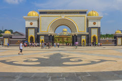 Malaysian Royal Palace Stock Photography