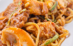 Malaysian Salad Rojak Pasembur IX Royalty Free Stock Photo