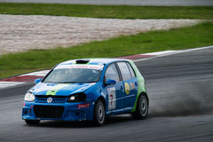 Malaysian Super Series (MSS) 2014 Stock Photo