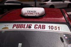 Malaysian taxi Stock Photos