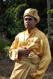 Malaysian Traditional Cloth Stock Images