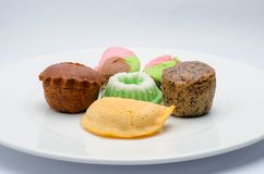 Malaysian Traditional Confectionery Stock Images