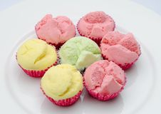 Malaysian Traditional Confectionery Royalty Free Stock Photos