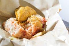 Malaysian Traditional Food ( Nasi Minyak ) Royalty Free Stock Images