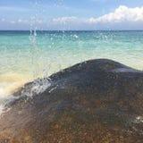 Malaysische Insel Stockbild
