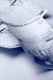 Malaysische Ringgit lizenzfreies stockfoto