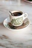 Malaysischer Frühstück-Kaffee Lizenzfreie Stockfotos