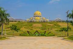 Malaysischer königlicher Palast Stockbilder