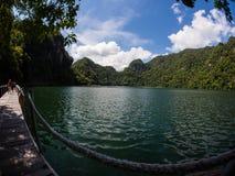 Malaysischer See Lizenzfreie Stockbilder