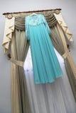 Malaysisches Hochzeits-Kleid Stockbild