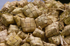 Malaysisches traditionelles Lebensmittel lizenzfreies stockfoto