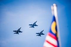 Malaysisk kunglig årsdag för armé 80th Fotografering för Bildbyråer