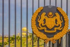Malaysisk kunglig skyddsremsa Arkivbilder