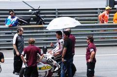 Malaysisk Moto GP 2013 Royaltyfri Foto