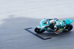 Malaysisk Moto GP 2013 - Hafiz Shahrin Royaltyfria Bilder