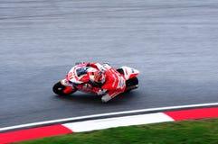 Malaysisk Moto GP 2013 - Jordi Torres Royaltyfri Fotografi