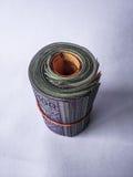 Malaysiska pengar fotografering för bildbyråer