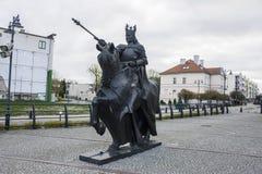 Malbork,波兰 免版税图库摄影
