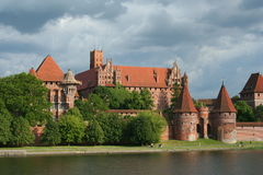 Malbork Πολωνία Στοκ Εικόνες