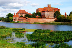 Malbork Royalty Free Stock Images