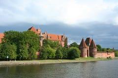 Malbork Royalty Free Stock Image