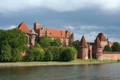 Malbork Fotografía de archivo libre de regalías