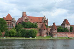 Malbork Fotos de Stock Royalty Free