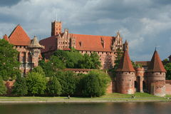 Malbork Photo stock