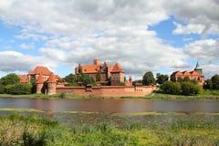 Malbork royalty free stock photography