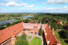 Malbork Stock Photography