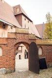 Malbork Fotografie Stock Libere da Diritti